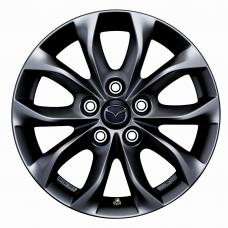 Mazda CX-3 - Lichtmetalen velg 16 inch Glossy Titanium - vanaf 2015