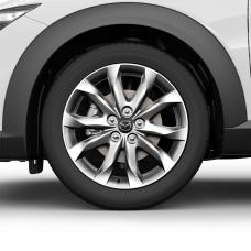 Mazda CX-3 - Lichtmetalen velg 18 inch zilver - vanaf 2015