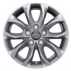 Mazda CX-3 - Lichtmetalen velg 16 inch Zilver - vanaf 2015