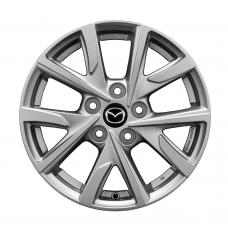 Mazda CX-3 - Lichtmetalen velg 16 inch Zilver type B - vanaf 2018
