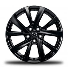 Mazda CX-30 - Lichtmetalen velg 18 inch Black Glossy - vanaf 2019