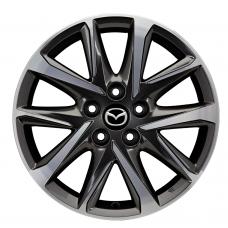 Mazda CX-5 - Lichtmetalen velg 17 inch Diamond cut - vanaf 2017