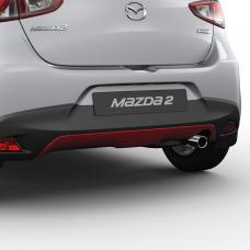 Mazda2 - Uitlaatsierstuk - vanaf 2015