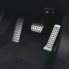 Mazda2 - Aluminium pedalen set automaat - vanaf 2015