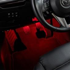 Mazda2 - welkomstverlichting LED rood - vanaf 2015