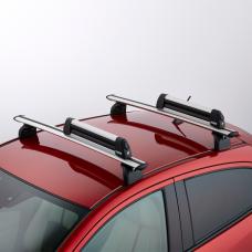Mazda2 - Thule Ski-/snowboard bevestiging voor 4 paar ski's of 2 snowboards - vanaf 2015