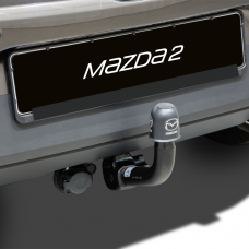 Mazda2 - Trekhaak afneembaar - vanaf 2015