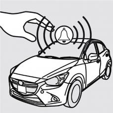 Mazda2 - Alarmsysteem - vanaf 2015